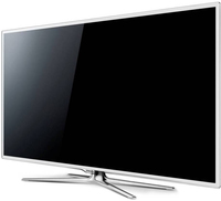 "Samsung UE50ES6710U 50"" Full HD Compatibilità 3D Smart TV Wi-Fi Bianco LED TV"