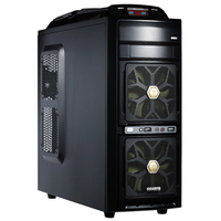 Gigabyte GZ-G2 Plus Midi-Tower Nero vane portacomputer