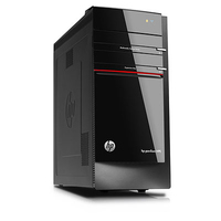 HP Pavilion h9-1135ef 3.4GHz i5-3570K Mini Tower Nero PC