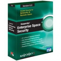 Kaspersky Lab Enterprise Space Security, 10-14 users, 1 Year 10 - 14utente(i) 1anno/i