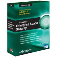 Kaspersky Lab Enterprise Space Security, 10-14 users, 2 Years 10 - 14utente(i) 2anno/i