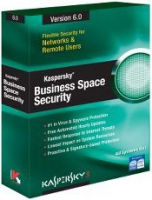 Kaspersky Lab Business Space Security, 15-19 users, 3 Years Base license 15 - 19utente(i) 3anno/i
