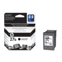 HP 27b Black Nero cartuccia d