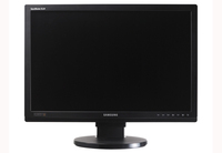 "Samsung XL24 24"" Nero monitor piatto per PC"
