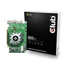 CLUB3D CGNX-G866DDC GDDR3 scheda video