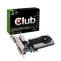CLUB3D GeForce GT 520 PCI Express X1 Edition GeForce GT 520 1GB