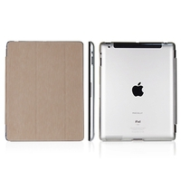 Macally COVERMATE-3BE Cover Beige custodia per tablet