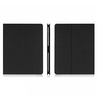 Macally SLIMCASE-3B Custodia a libro Nero custodia per tablet