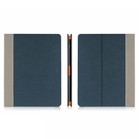 Macally SLIMCASE-3G Custodia a libro Grigio custodia per tablet