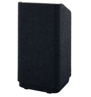 Projecta Carpeted Concord Multimedia stand Nero