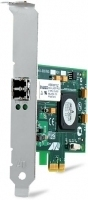 Allied Telesis 1 x 1000SX (LC) server Network Interface Card (PCIe) 1000Mbit/s scheda di rete e adattatore
