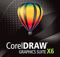 Corel Graphics Suite X6, MP, ENG Inglese manuale software