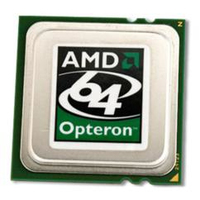 HP AMD Opteron 6234 2.4GHz 16MB L3 processore