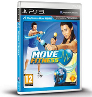 Sony Move Fitness PlayStation 3 videogioco