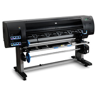 HP Designjet Z6200 60-in Photo Printer with Encrypted Hard Disk stampante grandi formati
