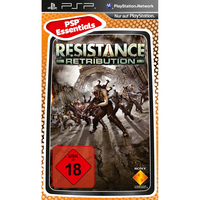 Sony Resistance: Retribution PlayStation Portatile (PSP) Tedesca videogioco