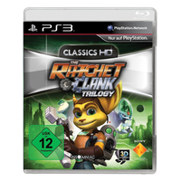Sony The Ratchet & Clank Trilogy PlayStation 3 Tedesca videogioco