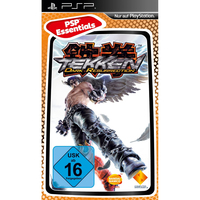 Sony Tekken: Dark Resurrection PlayStation Portatile (PSP) Tedesca videogioco