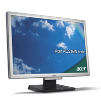 "Acer AL2216WBsd 22"" monitor piatto per PC"