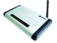 Sandberg Wireless G54 Router (Silver)