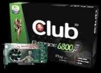 CLUB3D GeForce 6800GT 256MB
