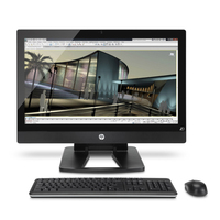 "HP Z1 27"" + C7000 Wireless Desktop 3.5GHz E3-1280 27"" All-in-One workstation"