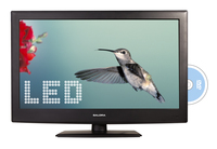 "Salora LED2428FHDVX 24"" Full HD Nero LED TV"