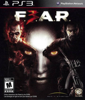 Sony FEAR 3, PS3 PlayStation 3 Inglese videogioco