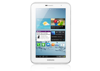 Samsung Galaxy Tab 2 7.0 8GB 3G Bianco tablet