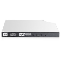 HP 9.5mm SATA DVD-RW JackBlack Optical Drive lettore di disco ottico