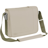 "Targus Mode Messenger Wheat 15.4"" 15.4"" Borsa da corriere Beige"