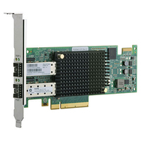 HP SN1000E 16Gb 2-port PCIe Fibre Channel Host Bus Adapter scheda di rete e adattatore