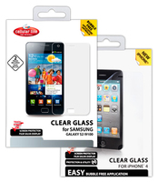Cellularline CLEAR GLASS WILDFIRE S 2pezzo(i)