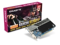 Gigabyte GV-RX24T256HP GDDR3 scheda video