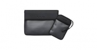 "Sony Carrying pouch VGP-CP17 13.3"" Custodia a tasca Nero"