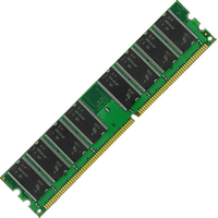 Acer 512MB DDR-400 DIMM 0.5GB DDR 400MHz memoria