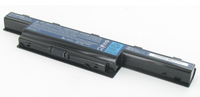 Acer Li-Ion 4 Cell 2800mAh Ioni di Litio 2800mAh 14.8V batteria ricaricabile