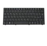 Acer KB.I110A.075 QWERTY Norvegese Nero tastiera
