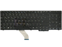 Acer KB.INT00.310 QWERTY Norvegese Nero tastiera