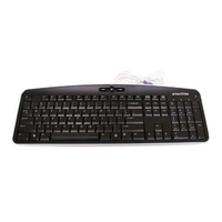 Acer KB.PS203.149 PS/2 AZERTY Francese Nero tastiera