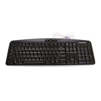 Acer KB.PS203.154 PS/2 AZERTY Belga Nero tastiera