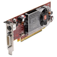 HP KD060AA Radeon HD2400XT 0.25GB GDDR2 scheda video