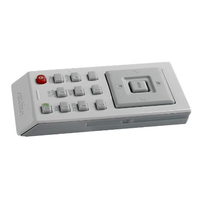 Acer VZ.JBD00.001 IR Wireless Bianco telecomando