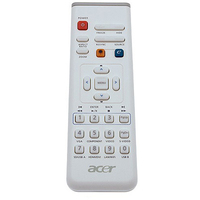 Acer VZ.K2300.001 IR Wireless Bianco telecomando