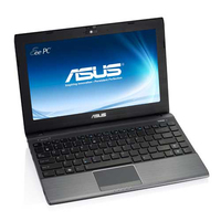 "ASUS 1225B-GRY027M 1.65GHz E-450 11.6"" 1366 x 768Pixel Grigio Netbook netbook"
