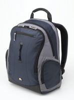 "Case Logic Lightweight Sport Backpack Blue 15.4"" Zaino Verde"