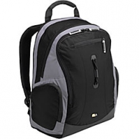 "Case Logic Lightweight Sport Backpack Black/Grey 15.4"" Zaino"