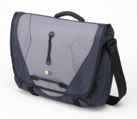 "Case Logic Lightweight Sport Messenger Bag Blue 15.4"" Borsa da corriere Blu"
