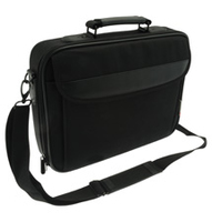 "Cellularline BKLTBAG164 16.4"" Borsa da corriere Nero borsa per notebook"