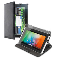 Cellularline TABLET VISION Custodia a libro Nero